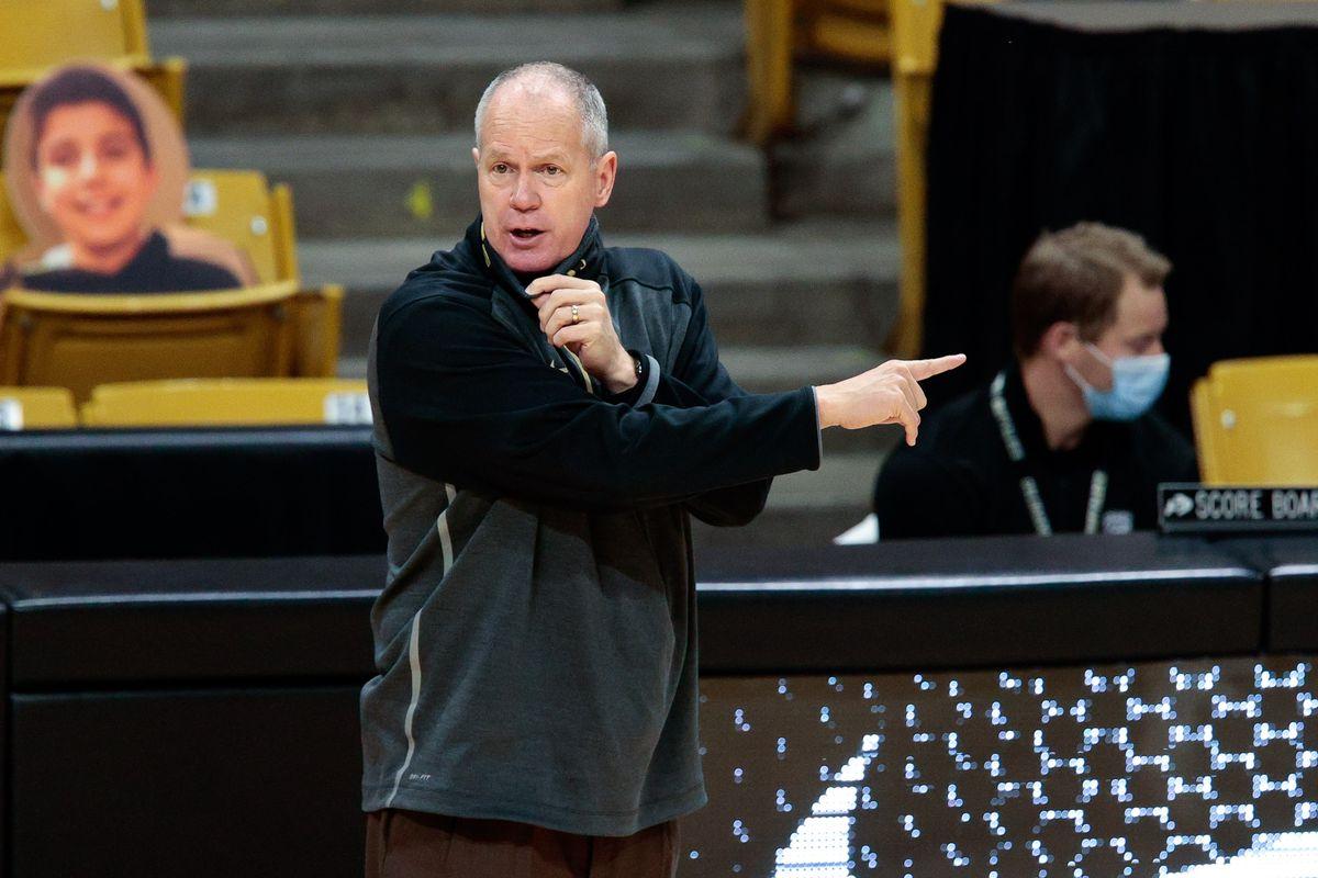 NCAA Basketball: Nebraska Omaha at Colorado