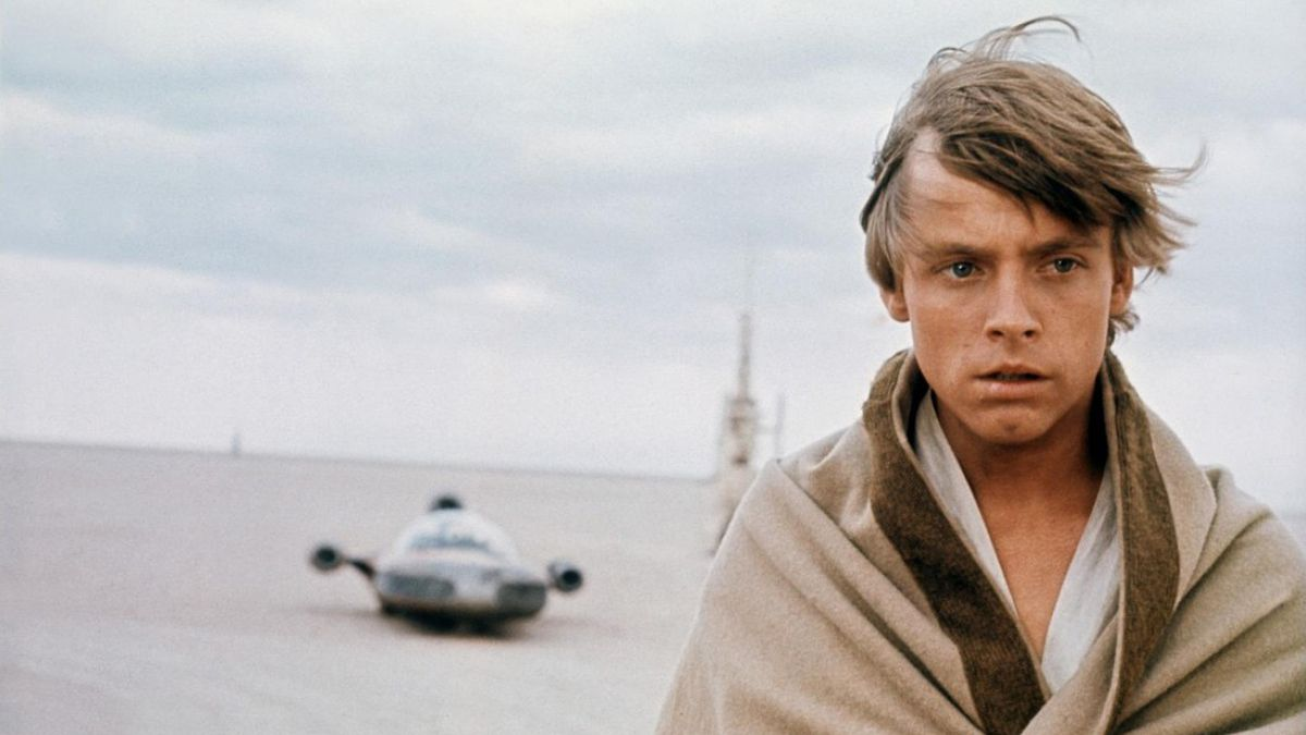 Luke Skywalker from Star Wars: A New Hope