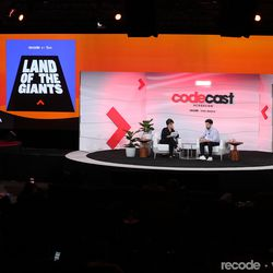 Kara Swisher and Jason Del Rey preview Land of the Giants