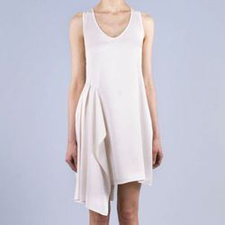 "<b>Morgan Carper</b> Mandana Dress, <a href=""http://www.spiritualameri.ca/clothing/dresses/mandana-dress.html"">$298</a> (from $379) at Spiritual America"