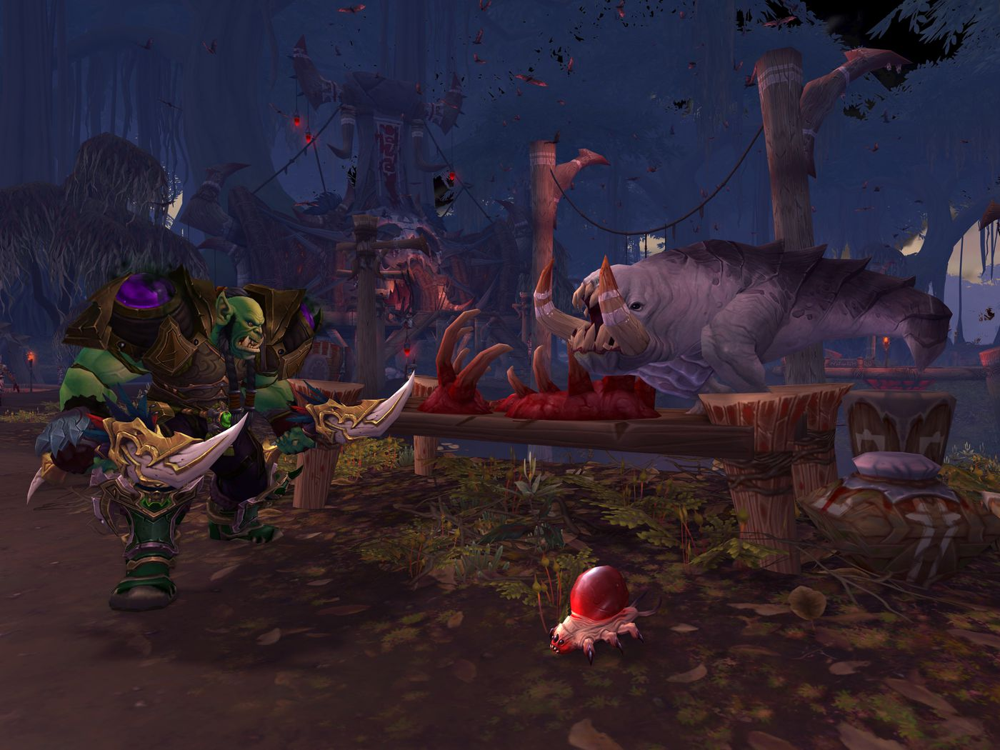 Blizzard wants class choice to matter again in WoW's next expansion