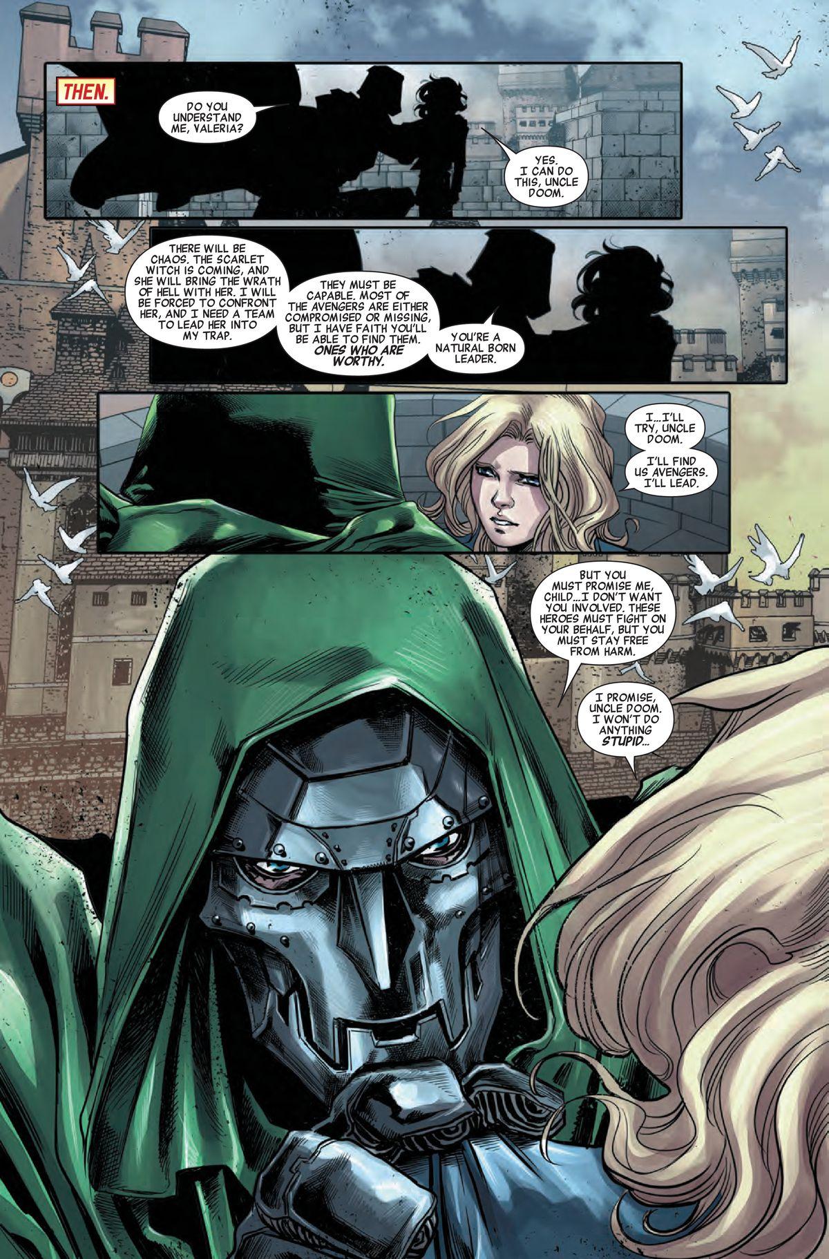 Avengers World #16 (Marvel)