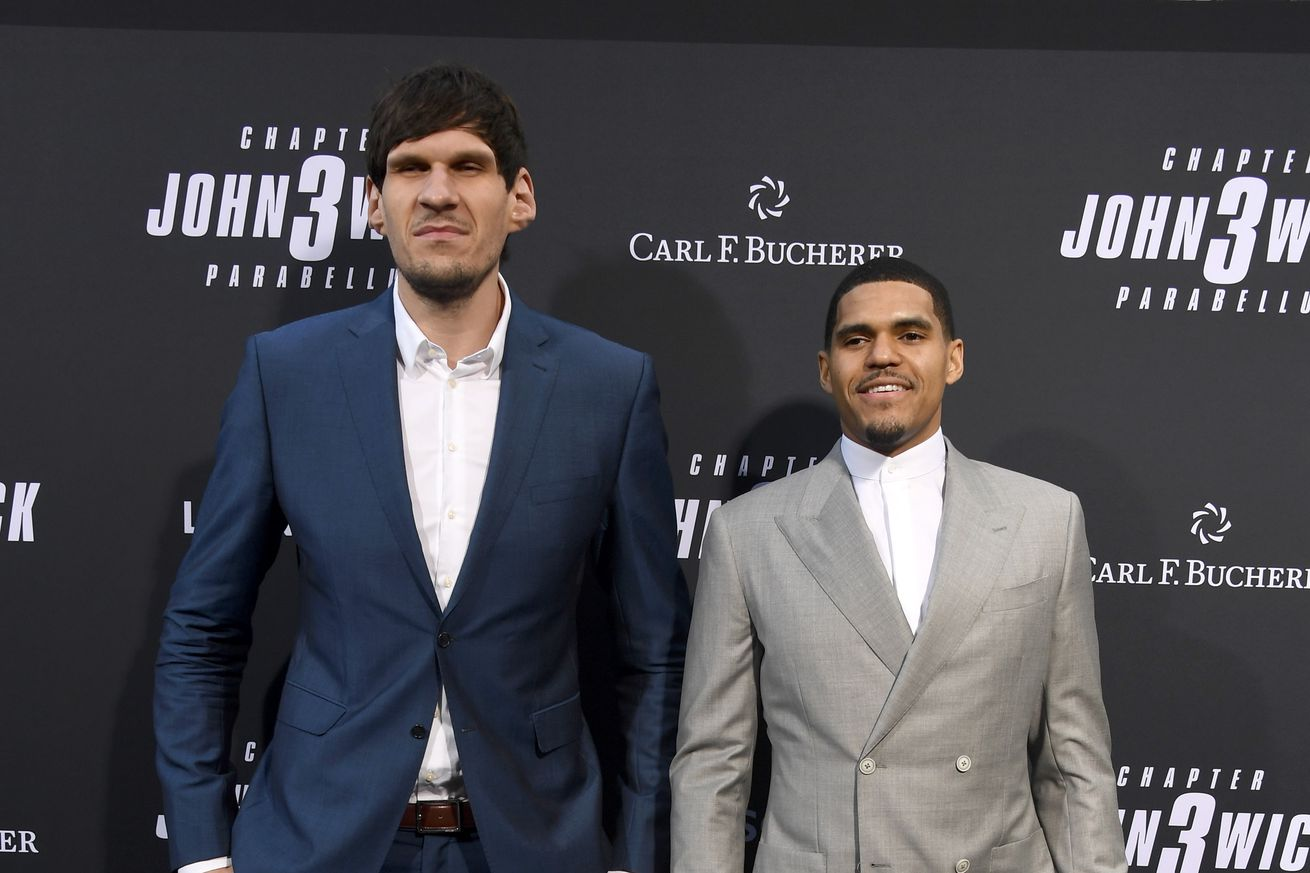 """How Boban Ended Up In """"John Wick: Chapter 3"""""""