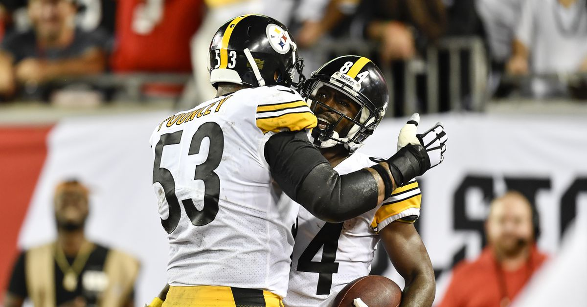 Maurkice Pouncey, Antonio Brown selected to the Pro Football Hall of Fame's All-Decade Team