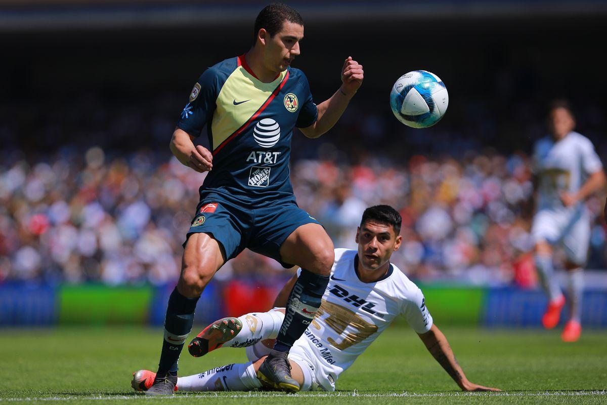 Pumas UNAM v America - Torneo Clausura 2019 Liga MX