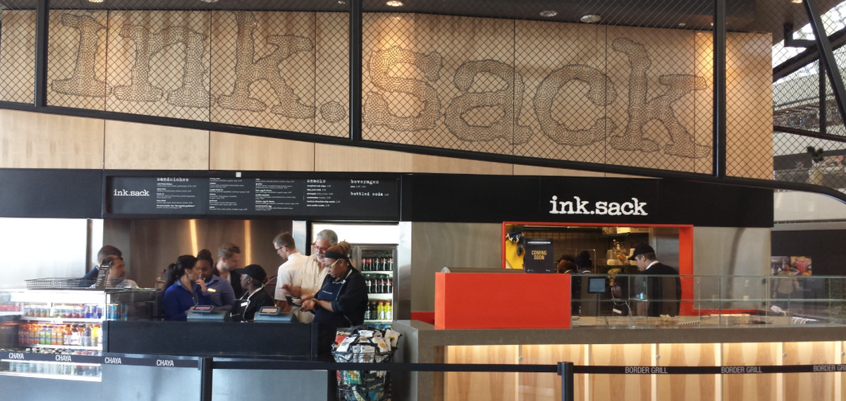 4 Ink Sack While Michael Voltaggio S Newest Branch Of His Casual Sandwich May Have Shuttered On Sunset Strip The Lax Outpost Is Still Alive And
