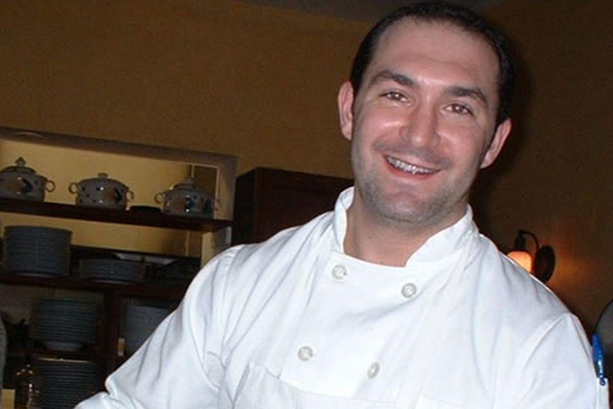 Chef Joe Cicala of Le Virtu