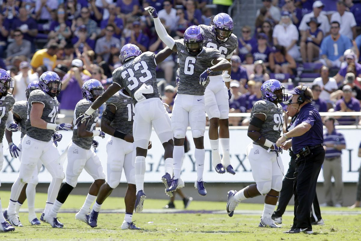 NCAA Football: Southern at Texas Christian