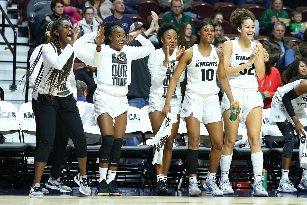 COLLEGE BASKETBALL: MAR 07 AAC Women's Tournament - Wichita v UCF