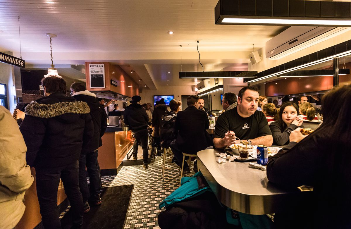 Step Inside Chez Tousignant, the New Little Italy Snack Bar From Impasto