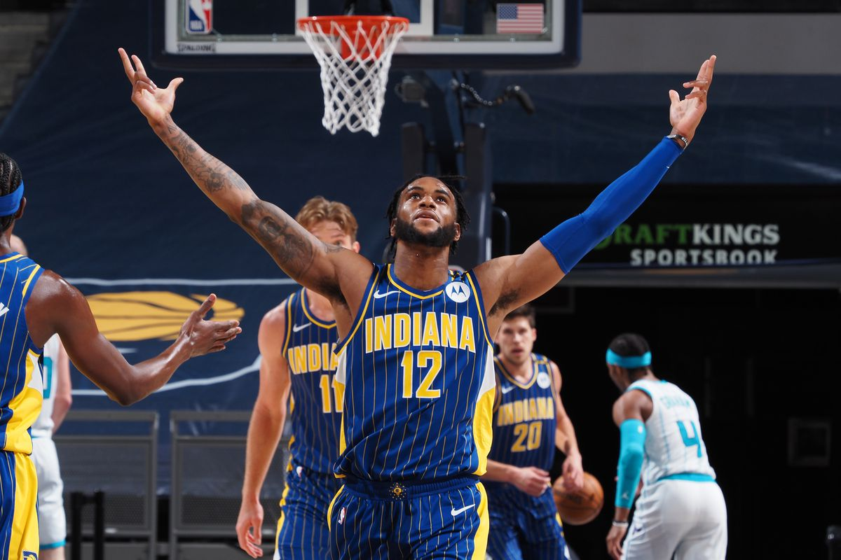 2021 Play-In Tournament - Charlotte Hornets v Indiana Pacers