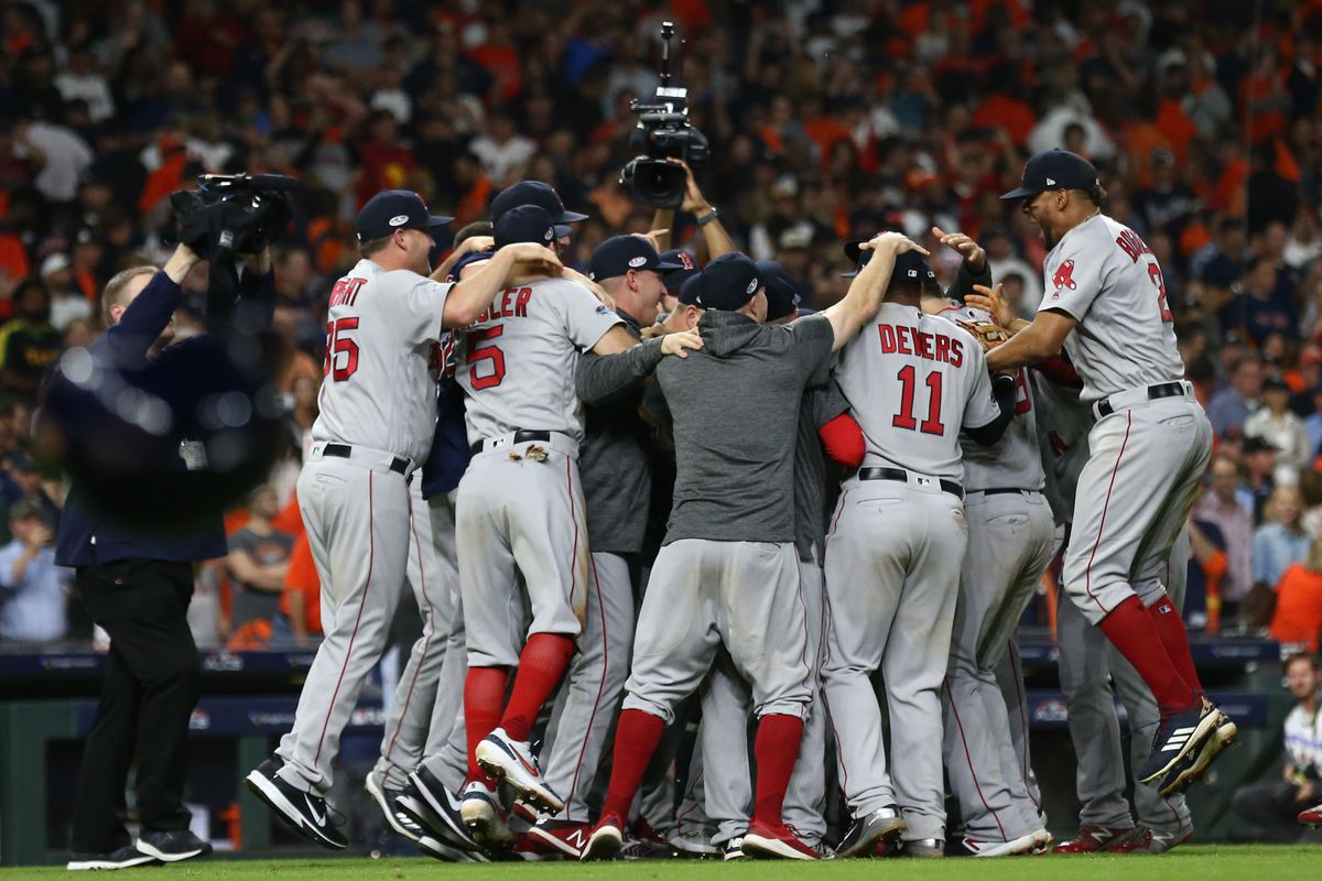 finest selection 4257c 17e09 The AL Rest, Part 4: How Do the 2019 Red Sox Compare to the ...
