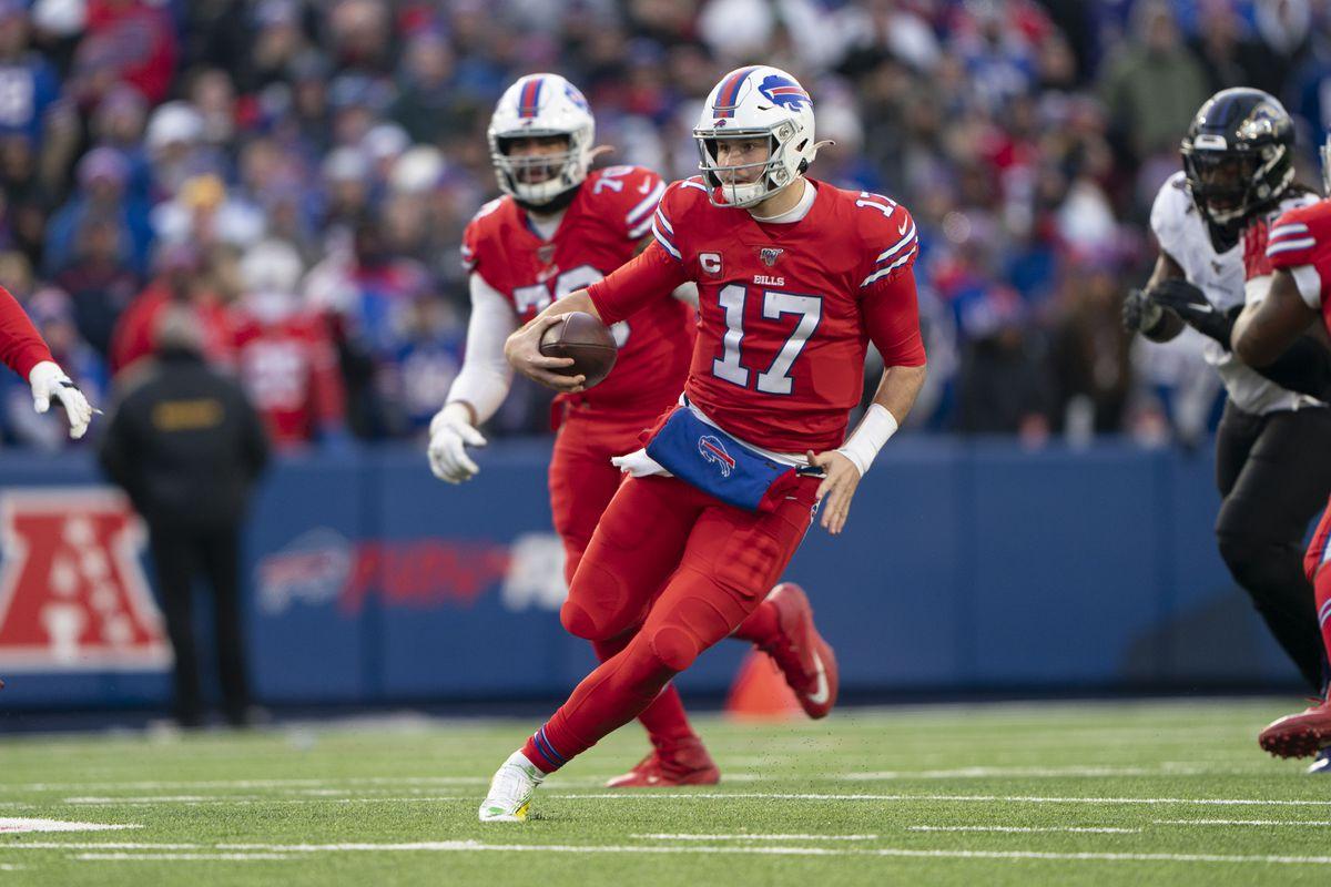 NFL: DEC 08 Ravens at Bills