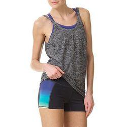 "<b>Sweaty Betty</b> Bikram Ombre Yoga Shorts, <a href=""http://www.sweatybetty.com/us/bikram-ombre-yoga-shorts-prodsb755_starboardpurple/"">$65</a>"