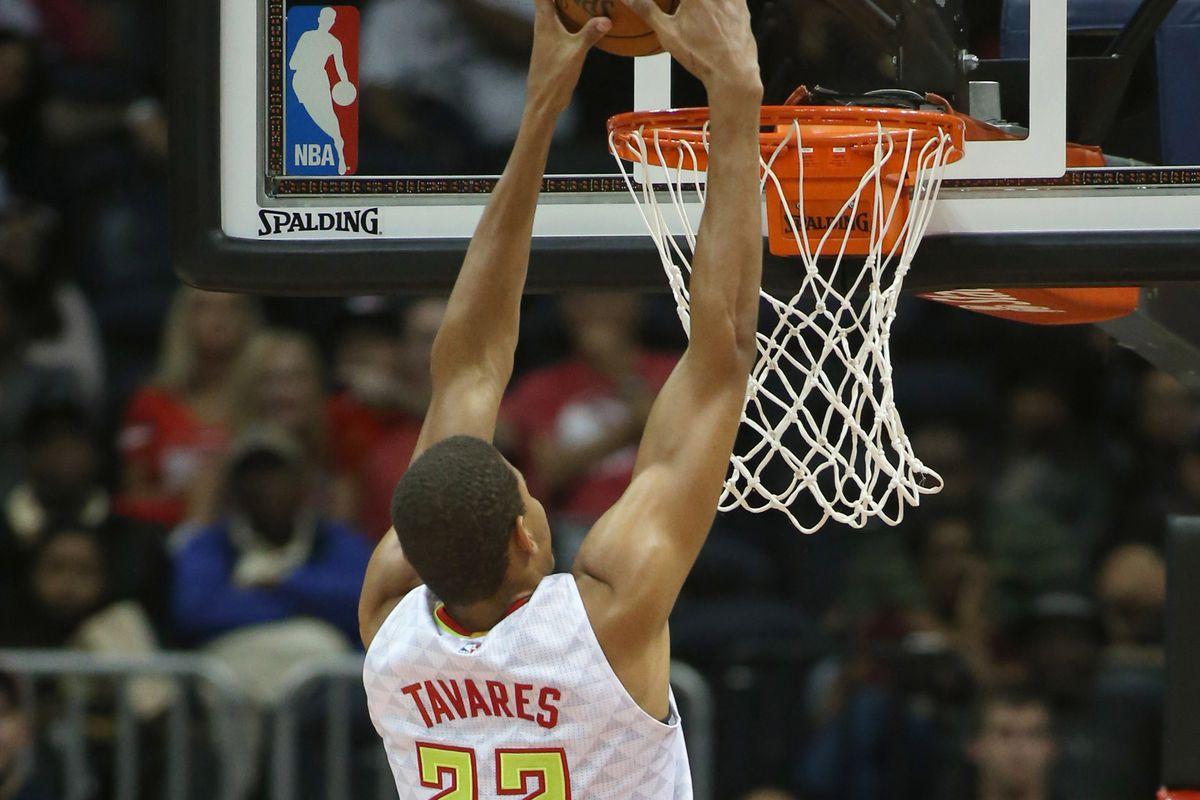 NBA: Preseason-San Antonio Spurs at Atlanta Hawks