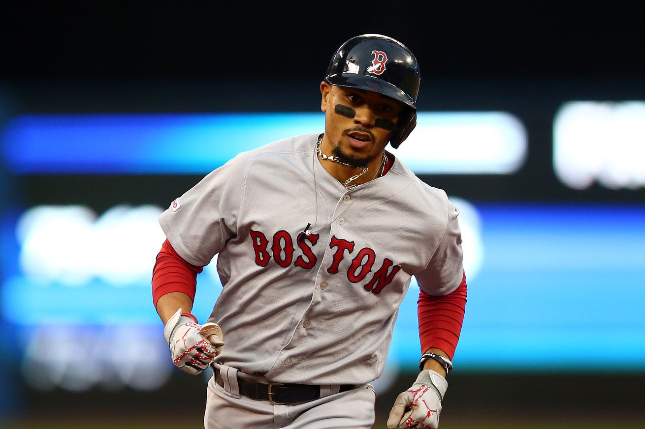 Daily Red Sox Links: Mookie Betts, GM Search, David Ortiz