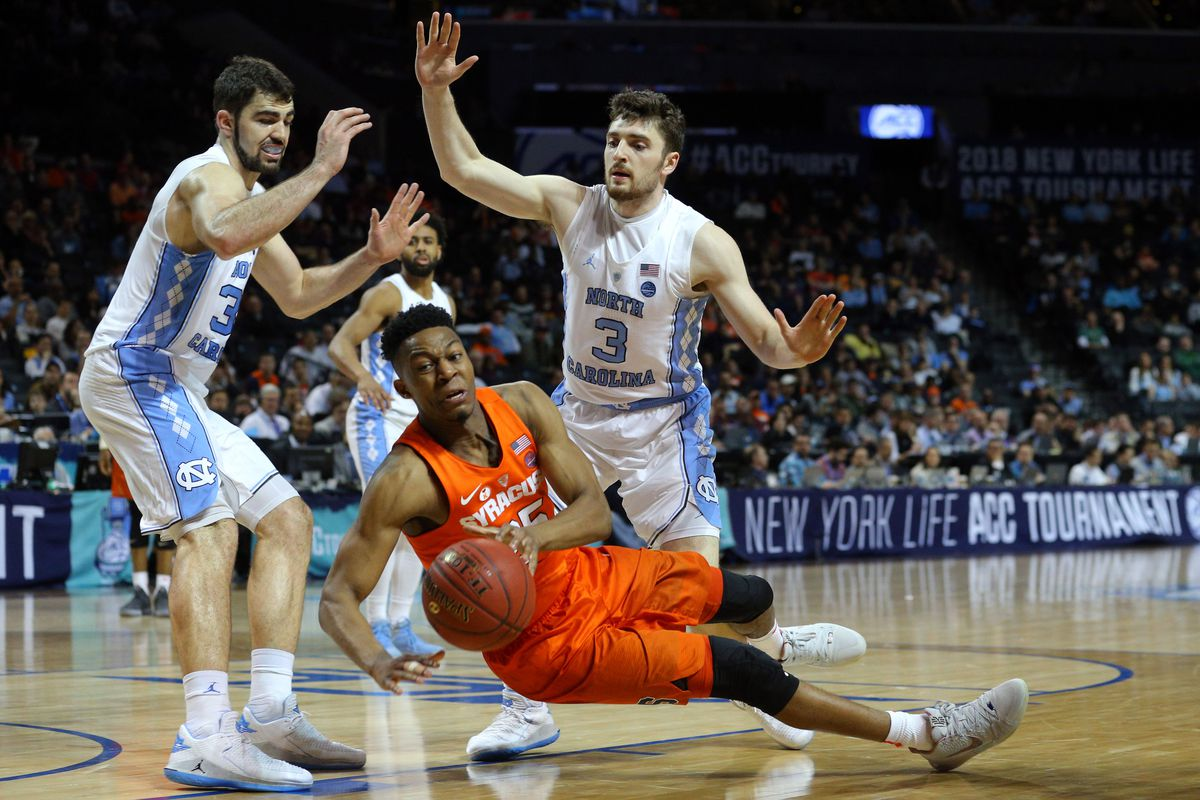 b287ef1b0f3 Syracuse basketball vs. North Carolina  TNIAAM predictions   poll ...
