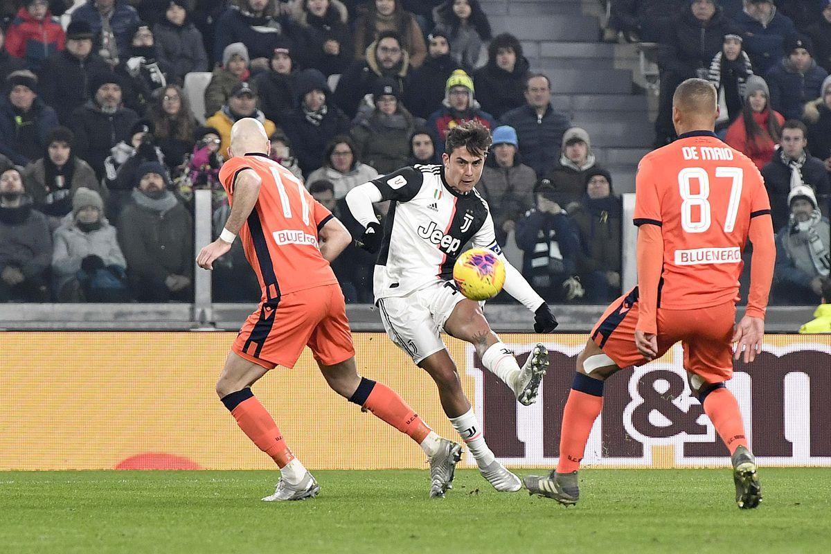 Juventus v Udinese Calcio - Coppa Italia