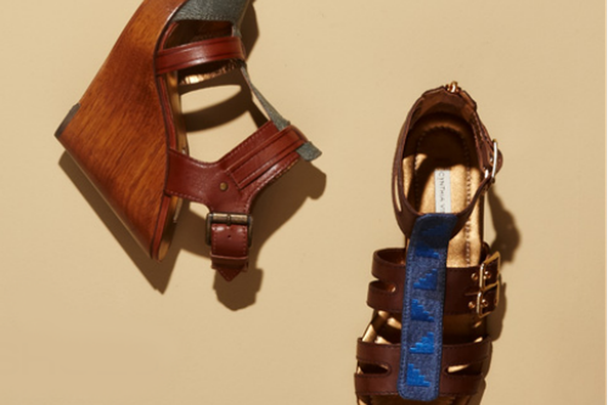 Cynthia Rowley Shoes today on MyHabit