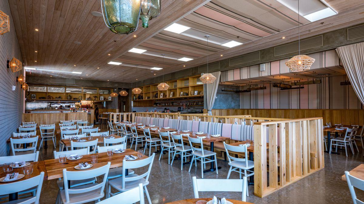 East Austins New Restaurant Suerte Offers A Vibrant Connection To