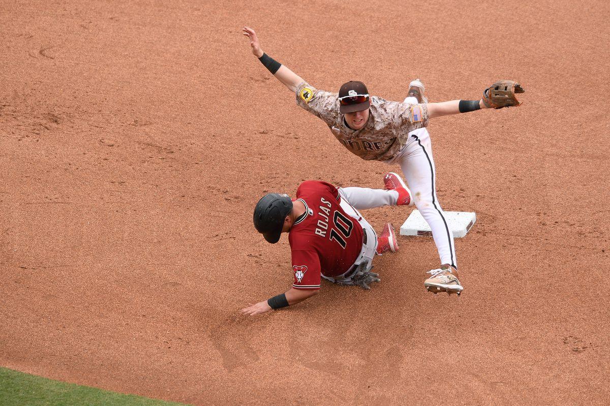 MLB: Arizona Diamondbacks at San Diego Padres
