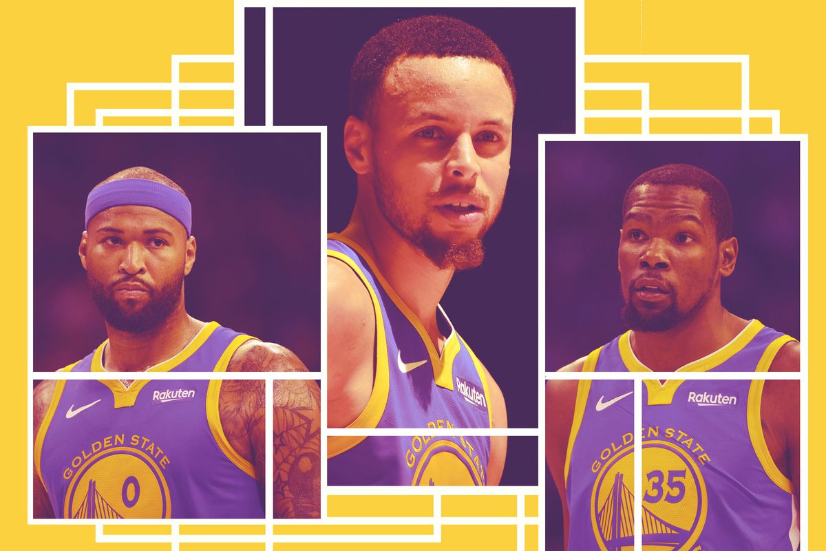 The Warriors  Struggles Are Keeping Things Interesting—for Now - The ... a5abfa6bd