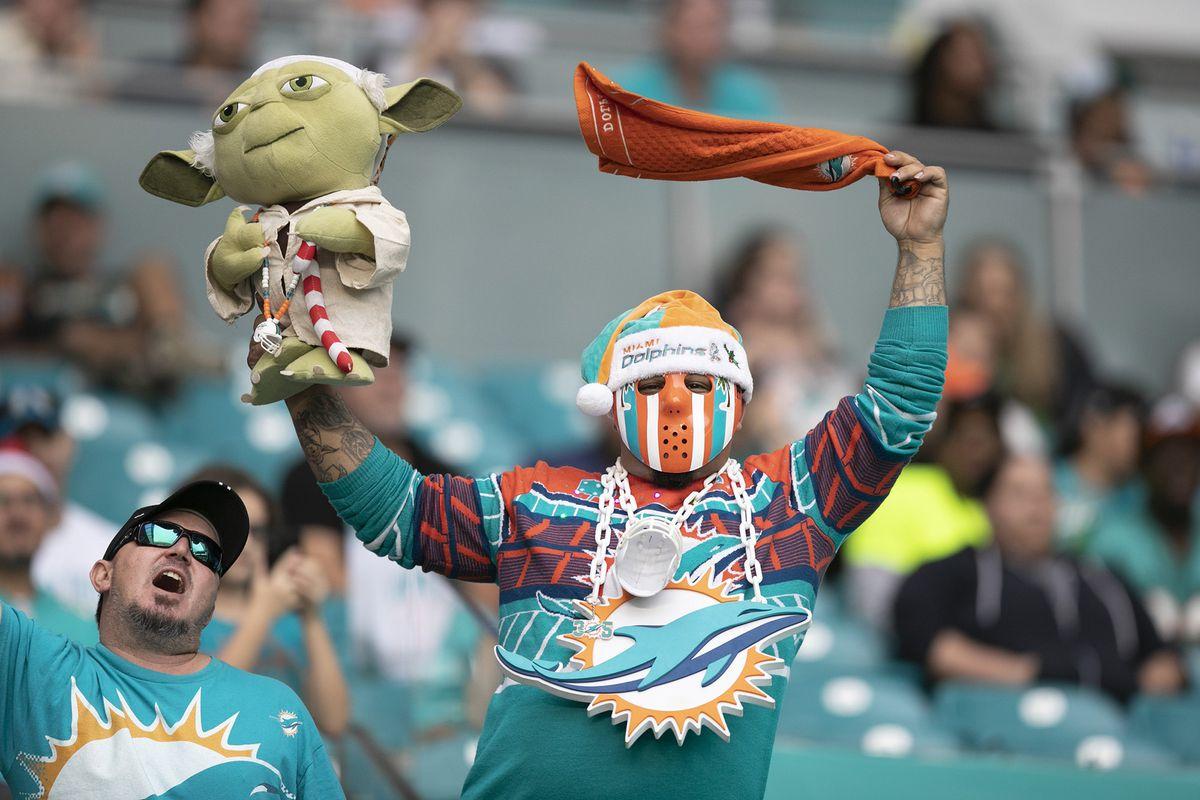 Cincinnati Bengals vs. Miami Dolphins