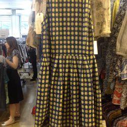 Joie pleated dress, $50