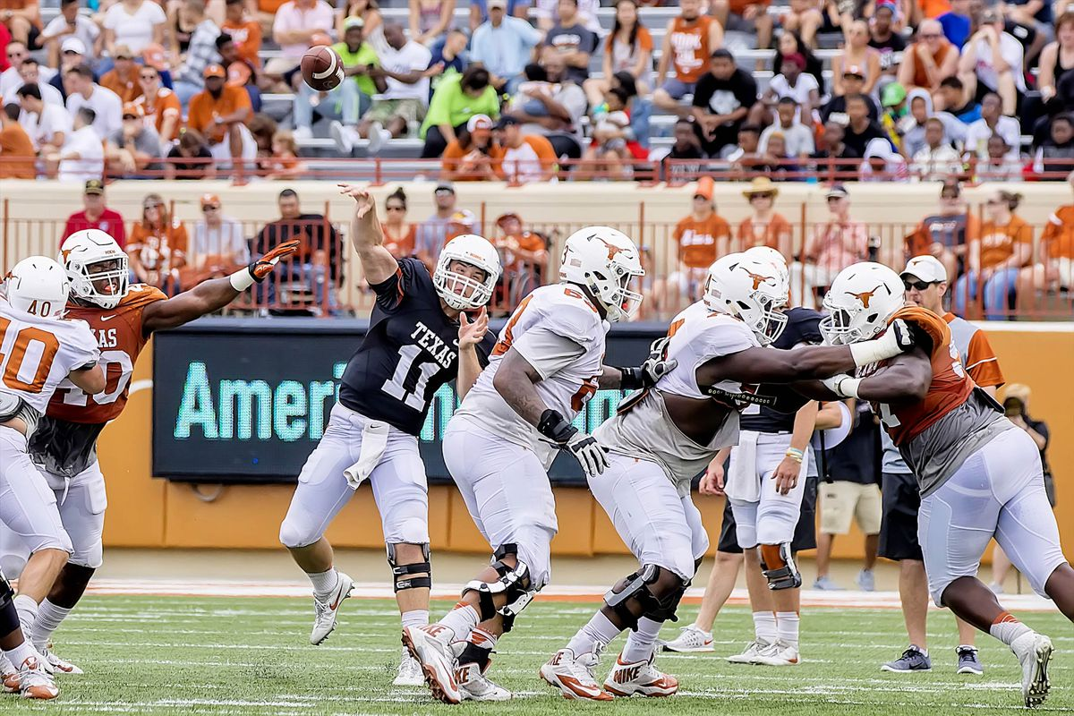 How To Watch The Texas Longhorns Orange White Spring Game Date