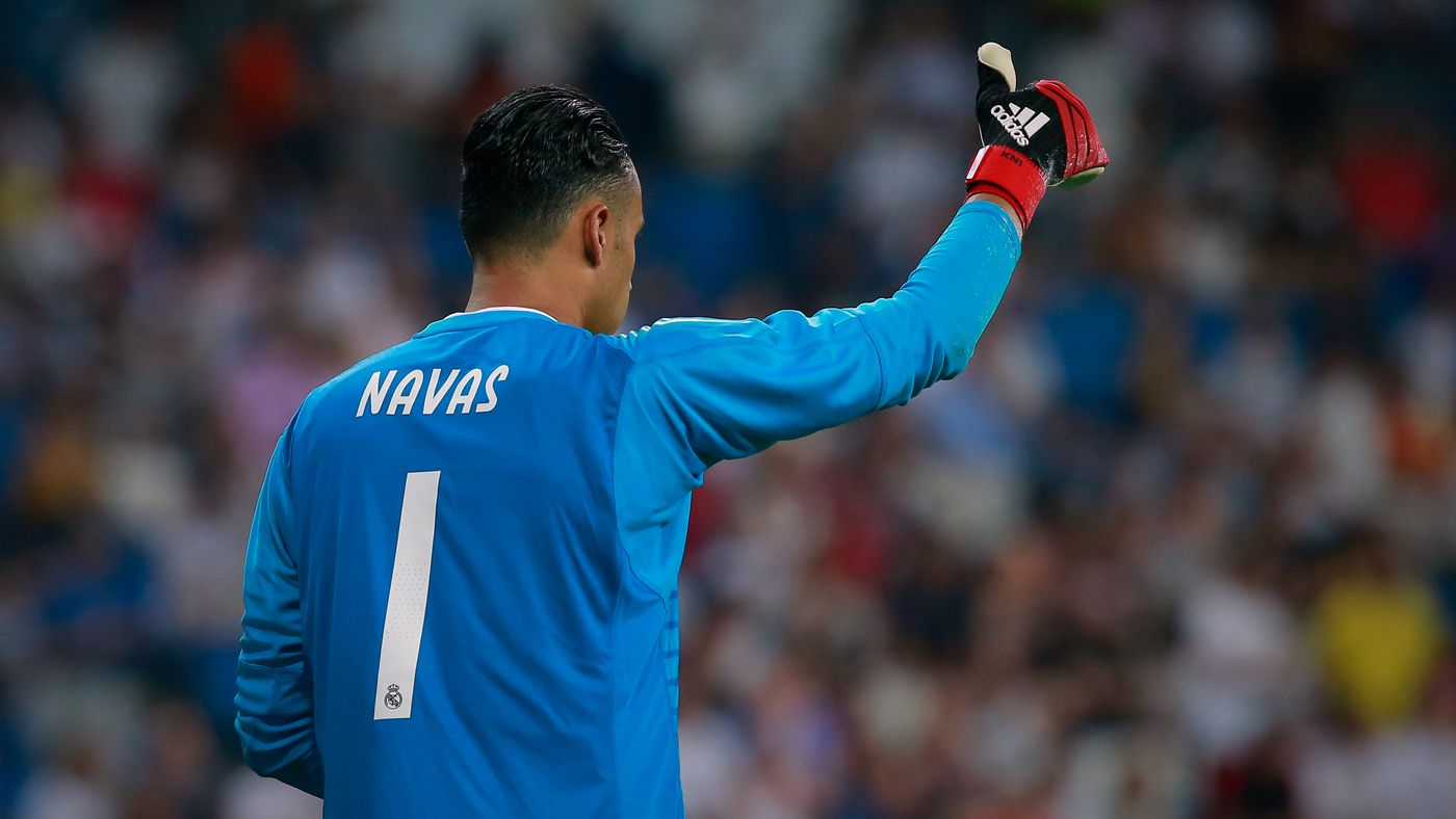 Manchester City keen on signing Keylor Navas to replace