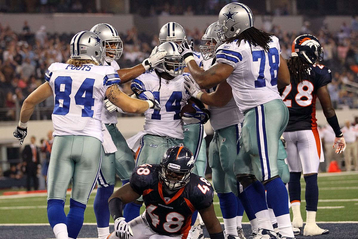 cowboys vs broncos - photo #29