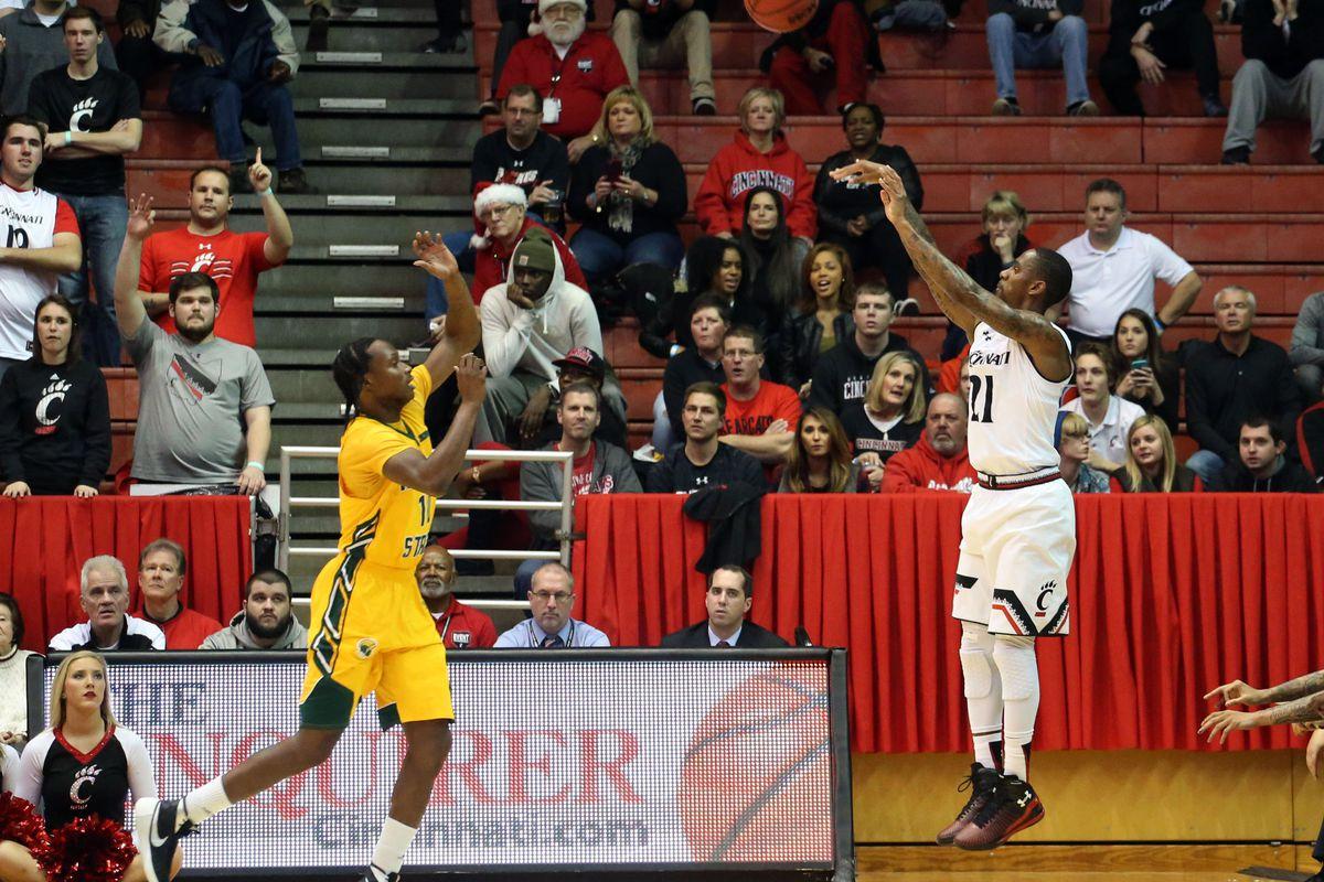 NCAA Basketball: Norfolk State at Cincinnati