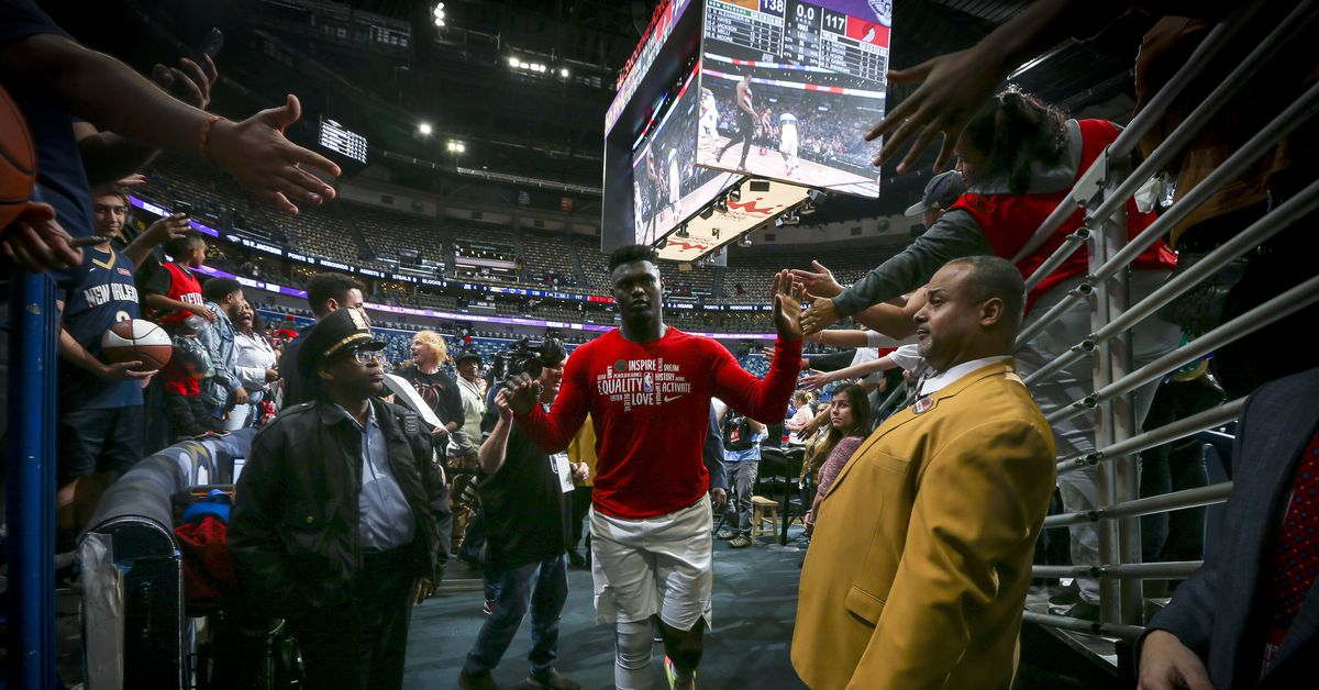 Start of Zion Williamson era creating hardships too quickly for some New Orleans Pelicans season ticket holders