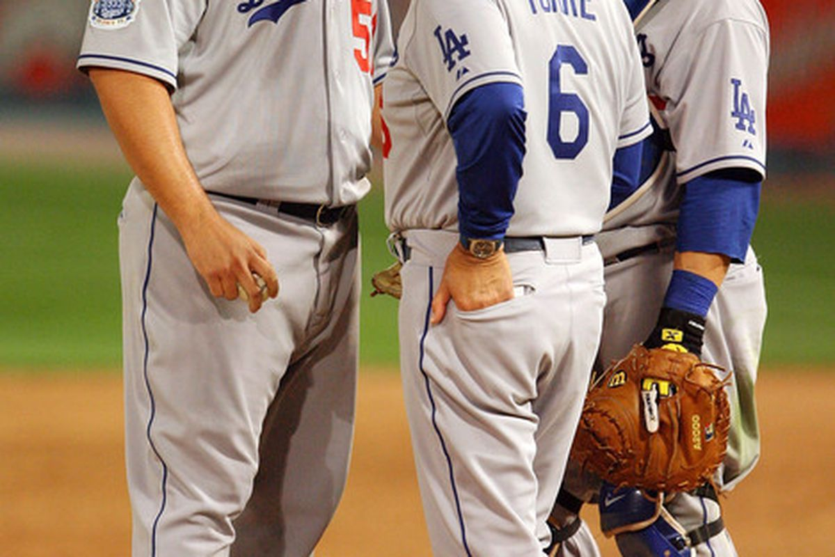 Maybe Joe Torre will start putting Broxton in close games rather than blowouts starting Sunday.