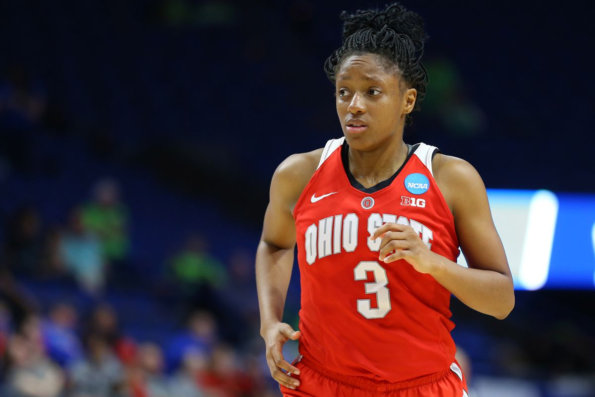 Hines-Allen selected in the 2018 WNBA Draft