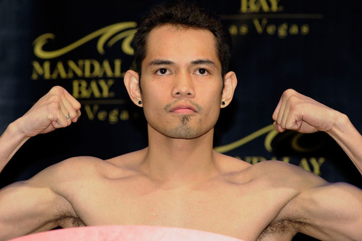 Nonito Donaire thinks Manny Pacquiao will stop Juan Manuel Marquez in November. (Photo by Ethan Miller/Getty Images)