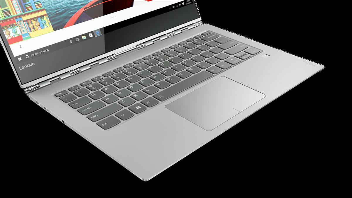 Lenovo's new Yoga 920 laptop has far-field microphones so