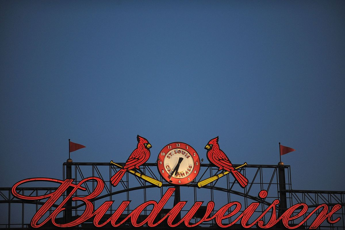MO: Los Angeles Dodgers v St. Louis Cardinals, Game 3