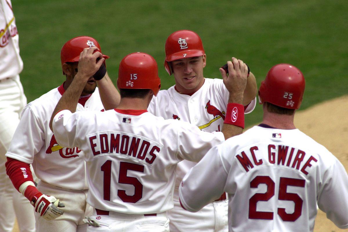Cubs v Cardinals X Drew