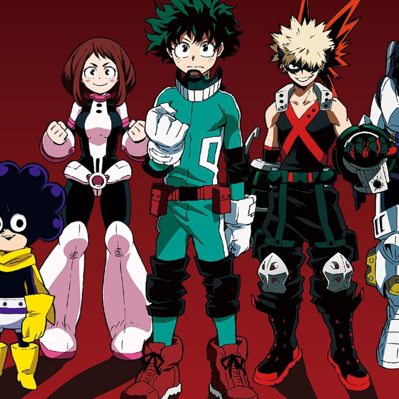 My Hero Academia Superhero Fun Without Decades Of Backstory Polygon