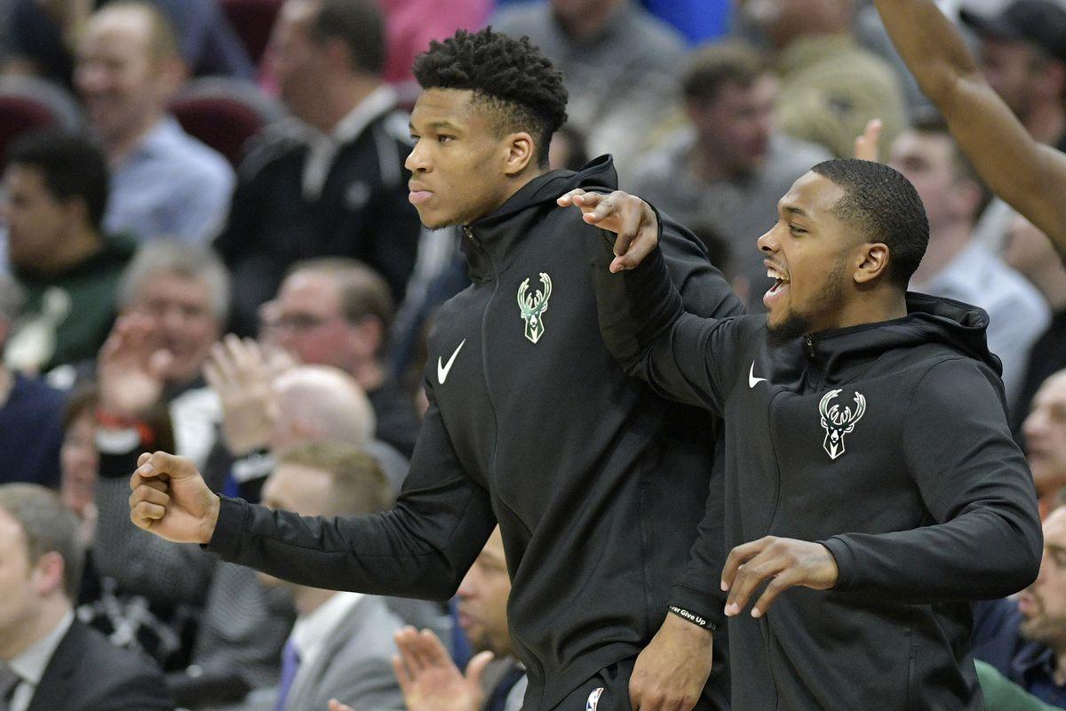NBA: Milwaukee Bucks at Cleveland Cavaliers