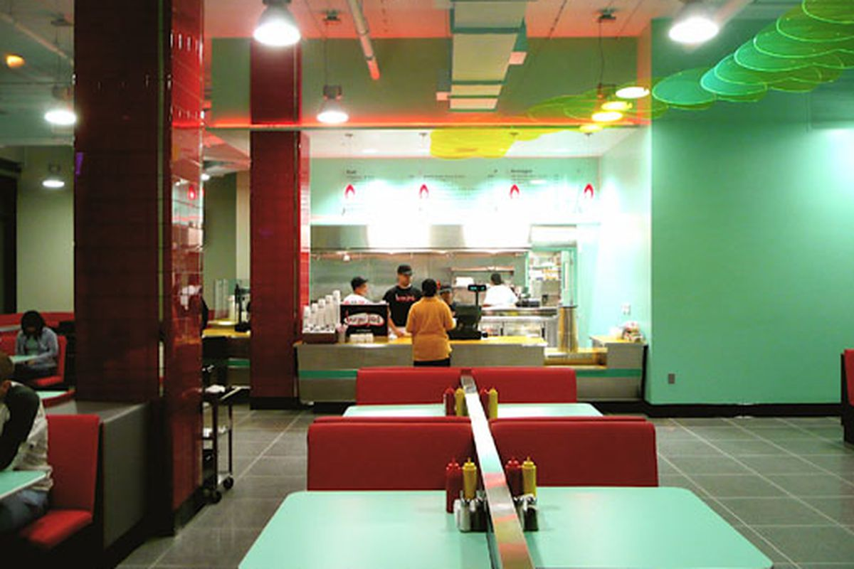 Burger Joint: really one of the ten best burgers in the US?
