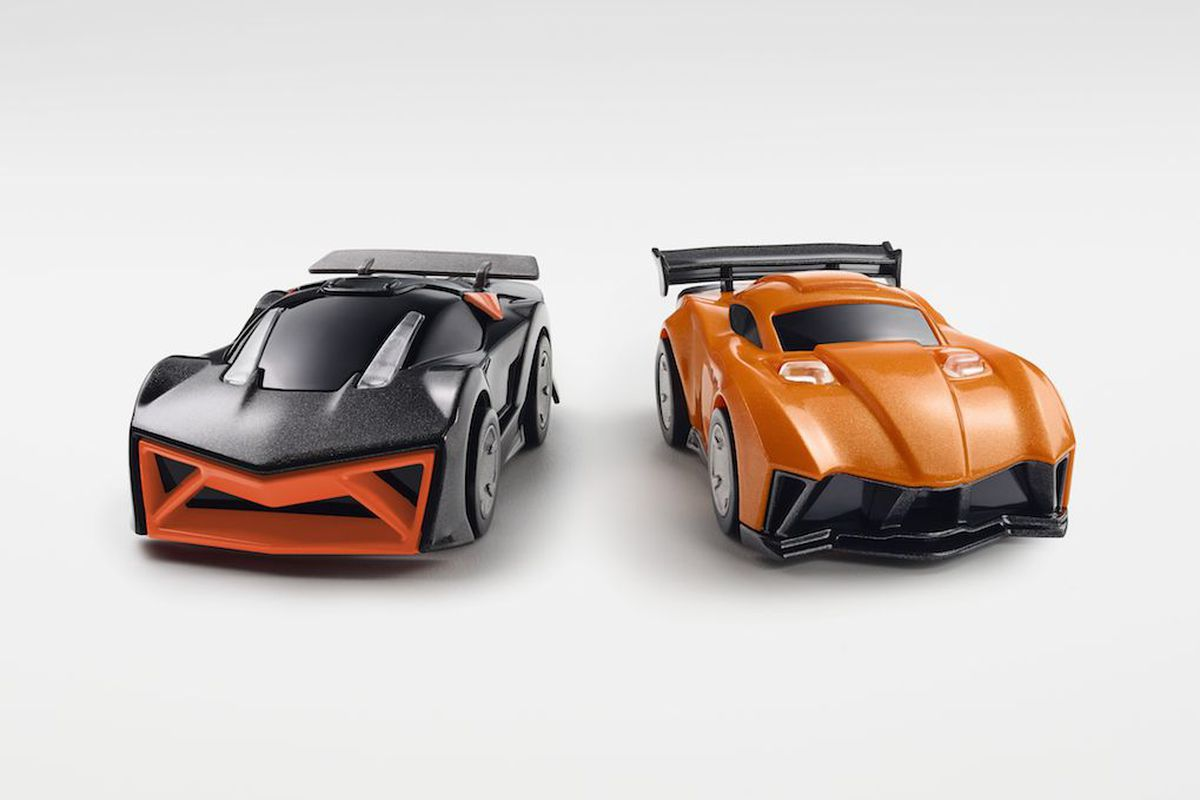 Anki Drive adds new cars, tracks, and an old-school racing mode ...