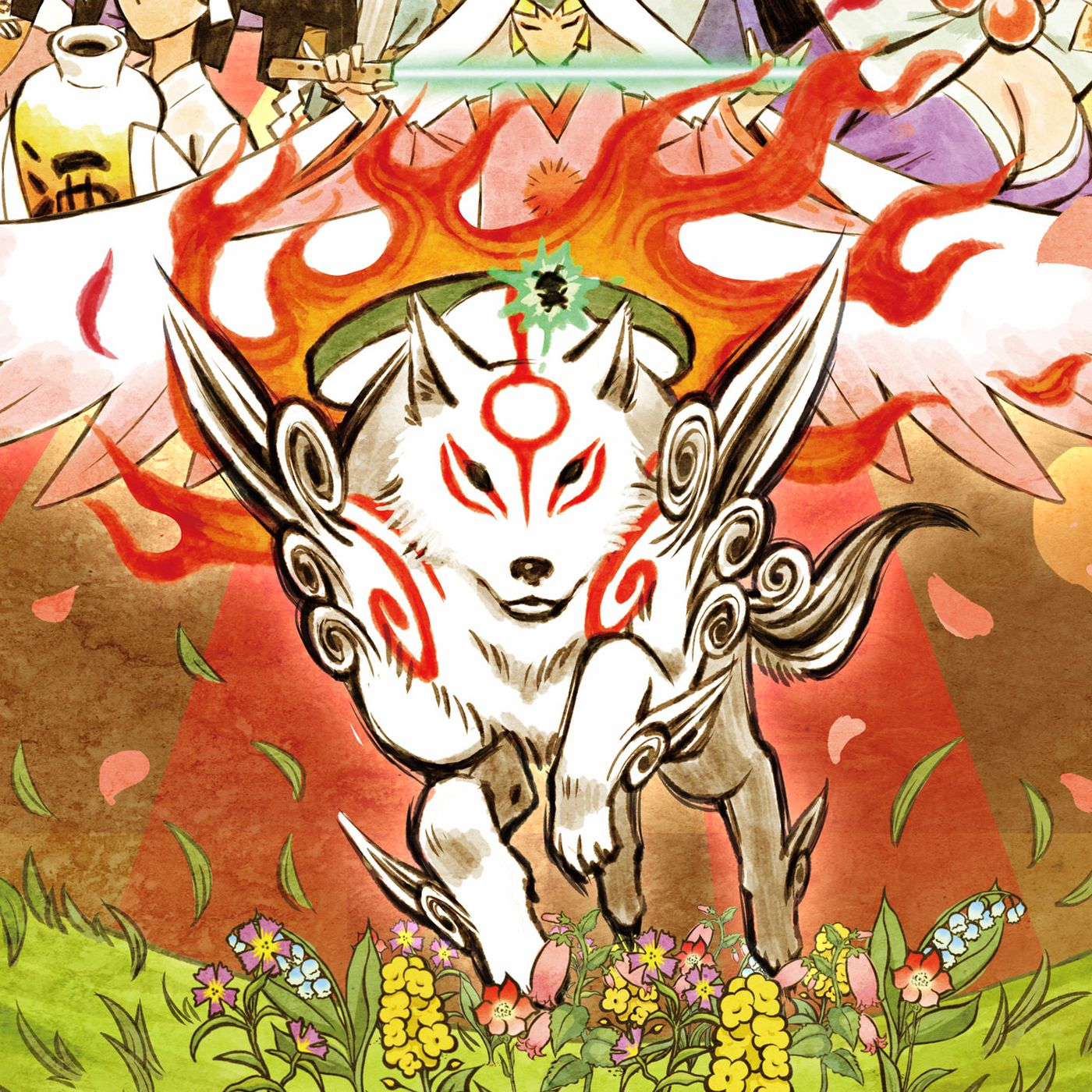 the okami hd re-release is the perfect example of a remaster - polygon