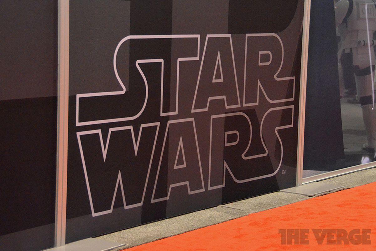 Star Wars logo (STOCK)