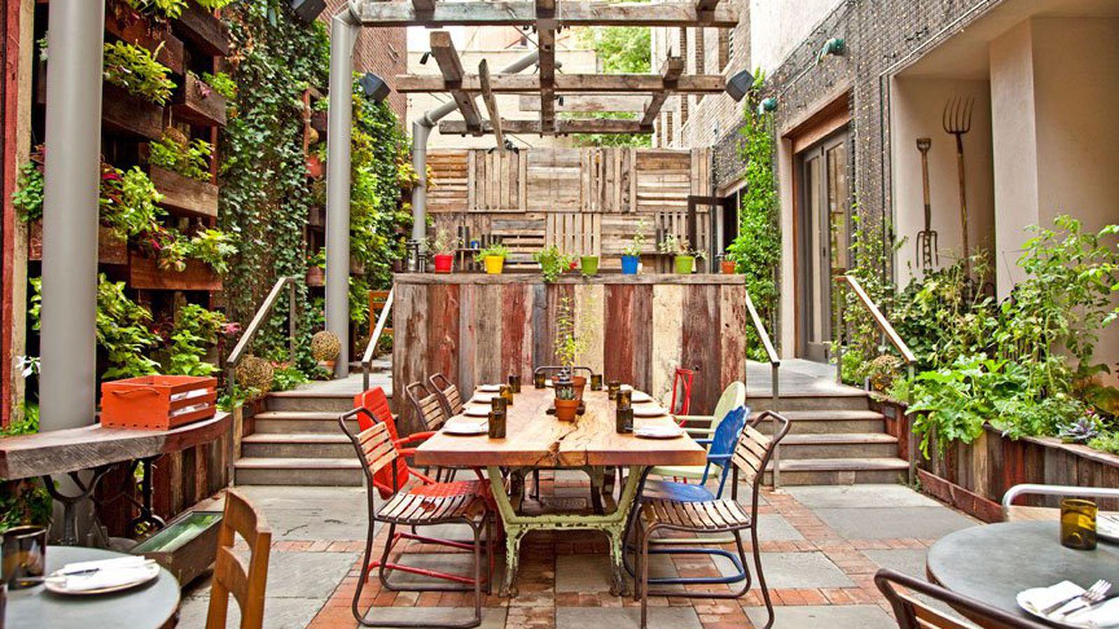 14 Essential Outdoor Dining Spots in Philadelphia