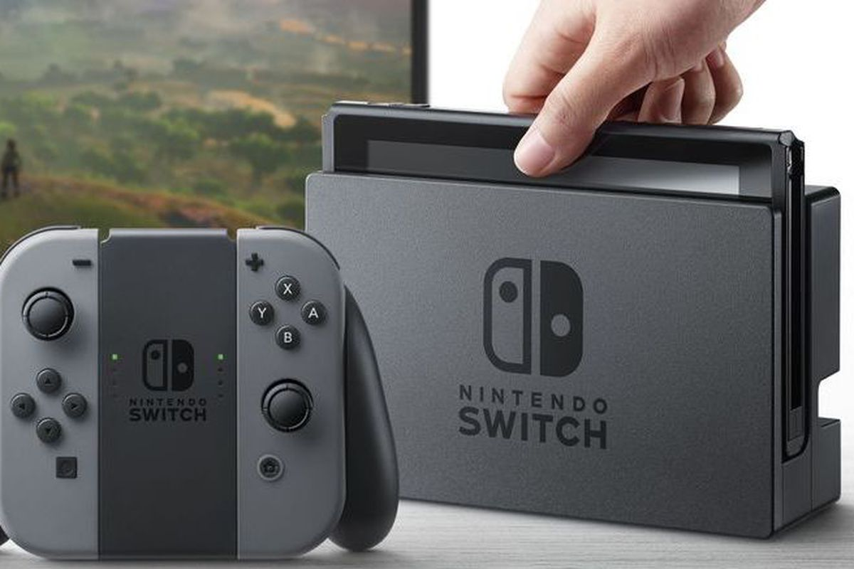 The Nintendo Switch Dock Is Only For Charging And Tv Output Verge This Shows How To Wire A Where Live Cable Taken Core Concept Of Nintendos Upcoming Console That Its Portable Device With Games You Can Also Play On Your At Home By Way