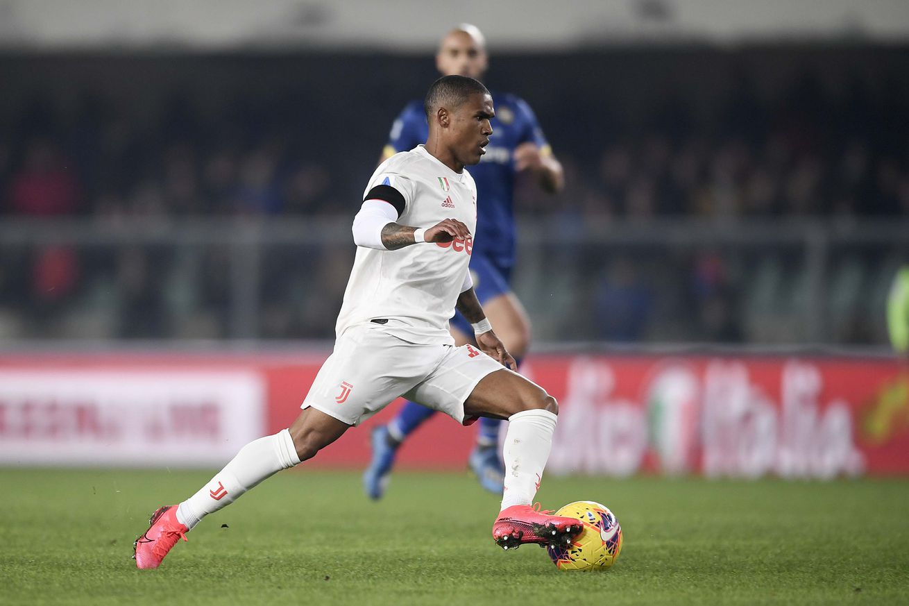 Douglas Costa to miss 15-20 days with yet another injury