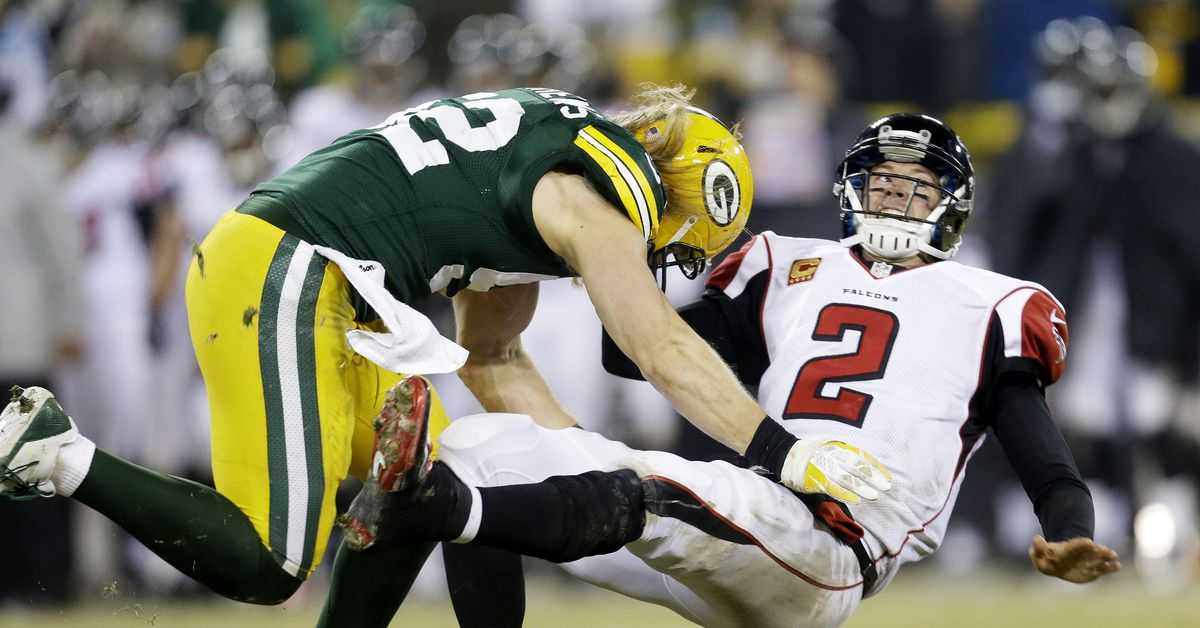 Packers-Falcons Game Primer: Game time, TV broadcast map, odds, & more
