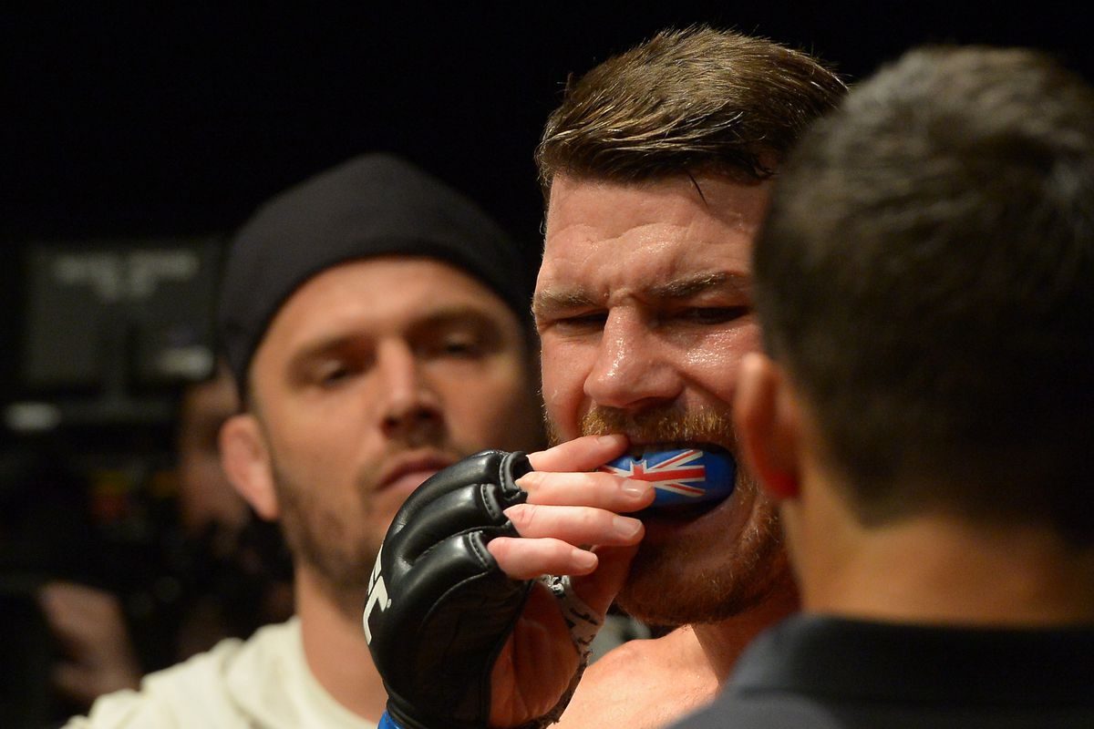 Bisping contemplating retirement after UFC 217 fight with GSP